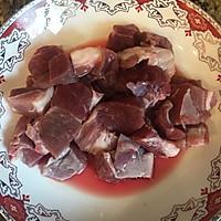 家常菜-红焖羊肉萝卜煲-海鲜酱版的做法图解1