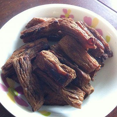 香烤牛肉干