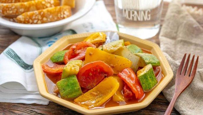 普罗旺斯炖菜|一锅鲜美