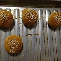 肉松芝麻小面包#九阳烘焙剧场#的做法图解7