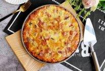 蘑菇培根披萨的做法
