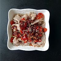 【红红火火】水煮肉片#盛年锦食.忆年味#的做法图解12
