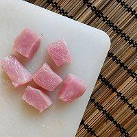 溜肉段(正宗东北菜)的做法图解1