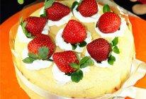 教你做好吃不回缩的黄油蛋糕#松下烘焙魔法学院#的做法
