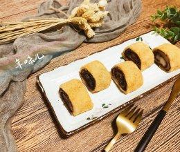 驴打滚 老北京小吃天津耳朵眼传统糯米豆沙卷#中粮我买年味菜#的做法