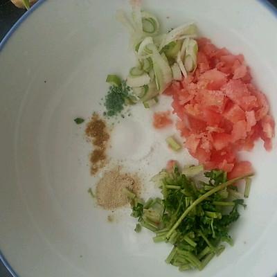 三文鱼骨竹笋豆腐汤的做法 步骤5