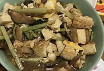 焖嫩豆腐的做法