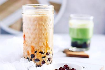 黑糖珍珠奶茶(附珍珠做法)