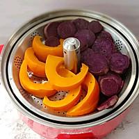 #秋天怎么吃#芋圆水果捞的做法图解3