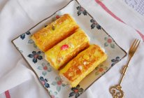 5分钟快手早餐❗️酸奶吐司卷❗️好吃不怕胖的做法