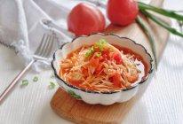 茄汁金针菇#松下多面美味#的做法