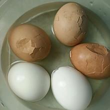 快速扒鸡蛋皮