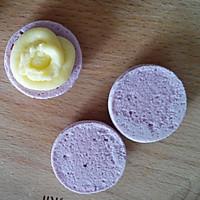 蓝莓香草马卡龙-长帝行业首款3.5版电烤箱CKTF-32GS的做法图解12