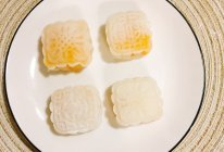 (懒人版)冰皮月饼的做法