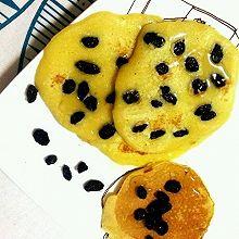 黑加仑松饼