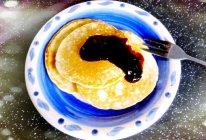 蜂蜜酸奶松饼的做法