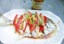 彩椒蒸鲳鱼#厨此之外,锦想美味#的做法