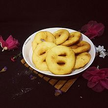 奶香杂粮小油饼#雀巢营养早餐#