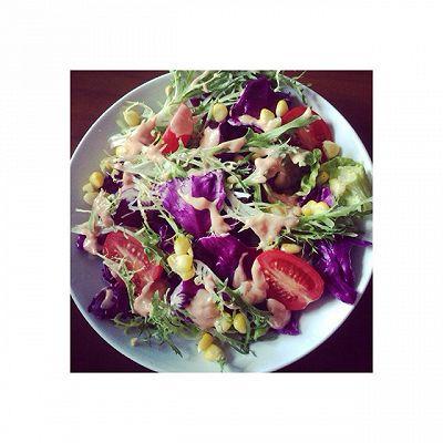瘦身神器-蔬菜沙拉