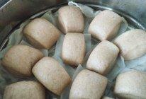褐麦馒头的做法