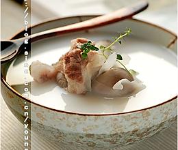 浓汁大骨汤的做法
