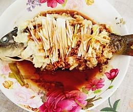 【懒人食谱】清蒸鲤鱼的做法