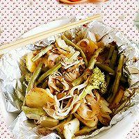夏日烤杂蔬的做法图解7