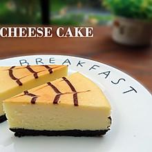 基础重芝士蛋糕,一个自带逼格的甜品,芝士惹!理科生做烘焙