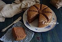 皇冠可可戚风蛋糕的做法