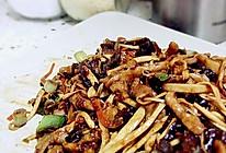 鱼香肉丝·甜面酱野山椒版的做法