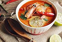 泰式甜辣虾汤的做法