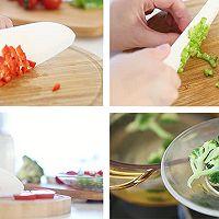 蔬菜海绵蛋糕 宝宝辅食微课堂的做法图解2