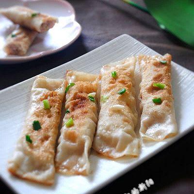 饺子皮锅贴