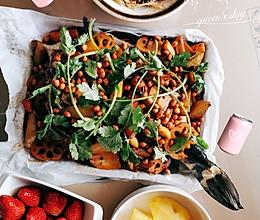 烤鱼—烤箱版的做法