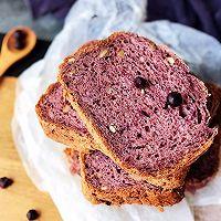减脂黑醋栗全麦面包(面包机版)的做法图解10
