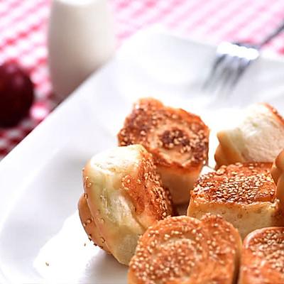 德普烤箱食谱—韩国烤馍