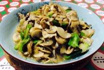 清炒口蘑 - 原汁原味才健康的做法