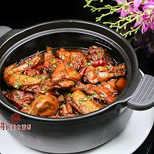 【砂锅黄焖鸡】美味易做