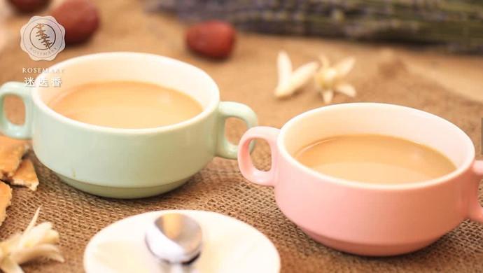 迷迭香:姜枣牛奶