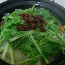 健康营养斋菜煲