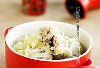 排骨酸菜粉丝汤的做法