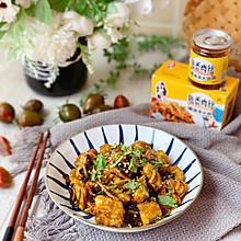 #我们约饭吧#鱼香鸡蛋豆腐