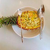 咖喱菠萝饭的做法图解3