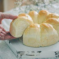 皇冠花朵面包的做法图解15