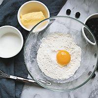 炼乳蓝莓派#美的烤箱菜谱#的做法图解1