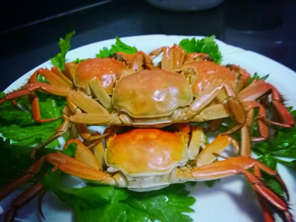 清蒸大闸蟹的做法_【图解】清蒸大闸蟹怎么做好吃_秀