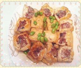 客家煎酿豆腐(节日宴客家常菜)的做法