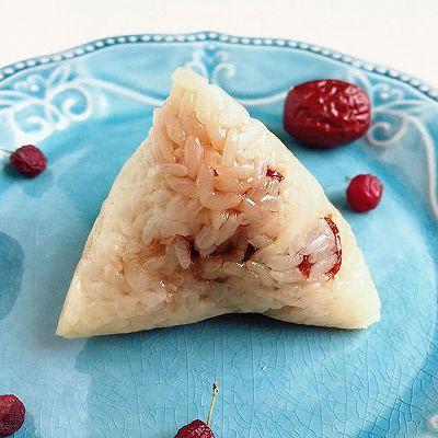 女生的养生粽   蔓越莓红枣粽