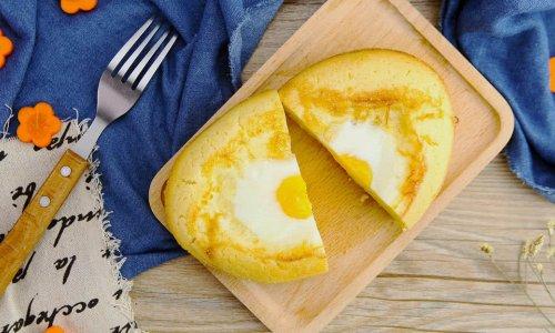 韩国街头鸡蛋面包 | 太阳猫早餐的做法
