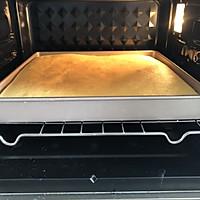 粉豹纹草莓蛋糕卷#松下多面美味#的做法图解15